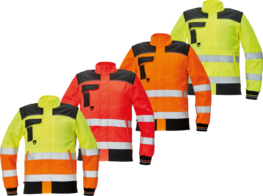 Bunda KNOXFIELD HI-VIS 2v1