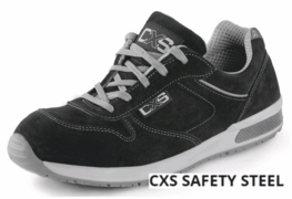 Polobotka CXS SAFETY STEEL JOGGER S1
