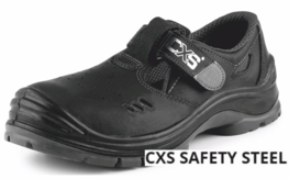Sandál CXS SAFETY STEEL IRON S1