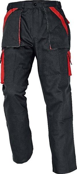 6eca1543ae0c kalhoty do pasu MAX černo červené
