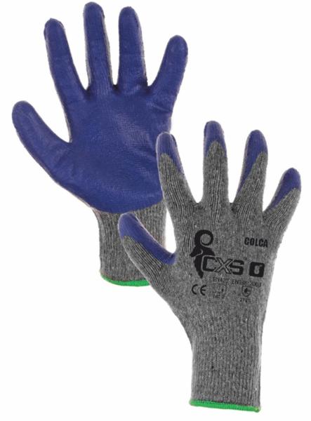 b89e3f9d817 Povrstvené rukavice COLCA