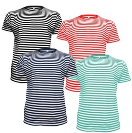 2e08c403840 Pruhované tričko s KOTVOU