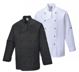 Rondon PORTWEST Somerset Chefs XXS - 4XL