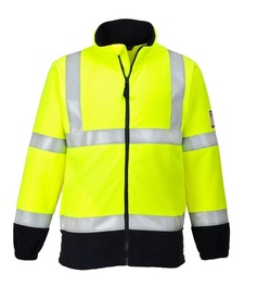 Fleece Flame Resistant Anti-Static Hi-Vis