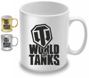 Hrnek World Of Tanks