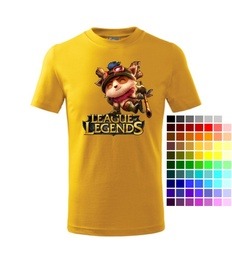Tričko dětské League of legends 2 84aab55600