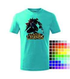 Dětské Tričko League of legends 5 3566c3b1f1
