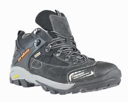 1a4508bde73 Treková obuv polobotka PRABOS NANGA šedá