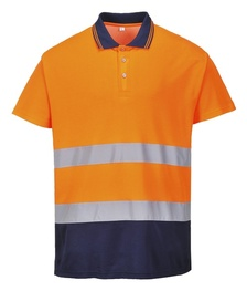 Polokošile Two Tone Cotton Comfort