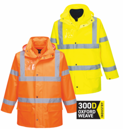 Bunda PORTWEST Hi-Vis ESSENTIAL 5v1