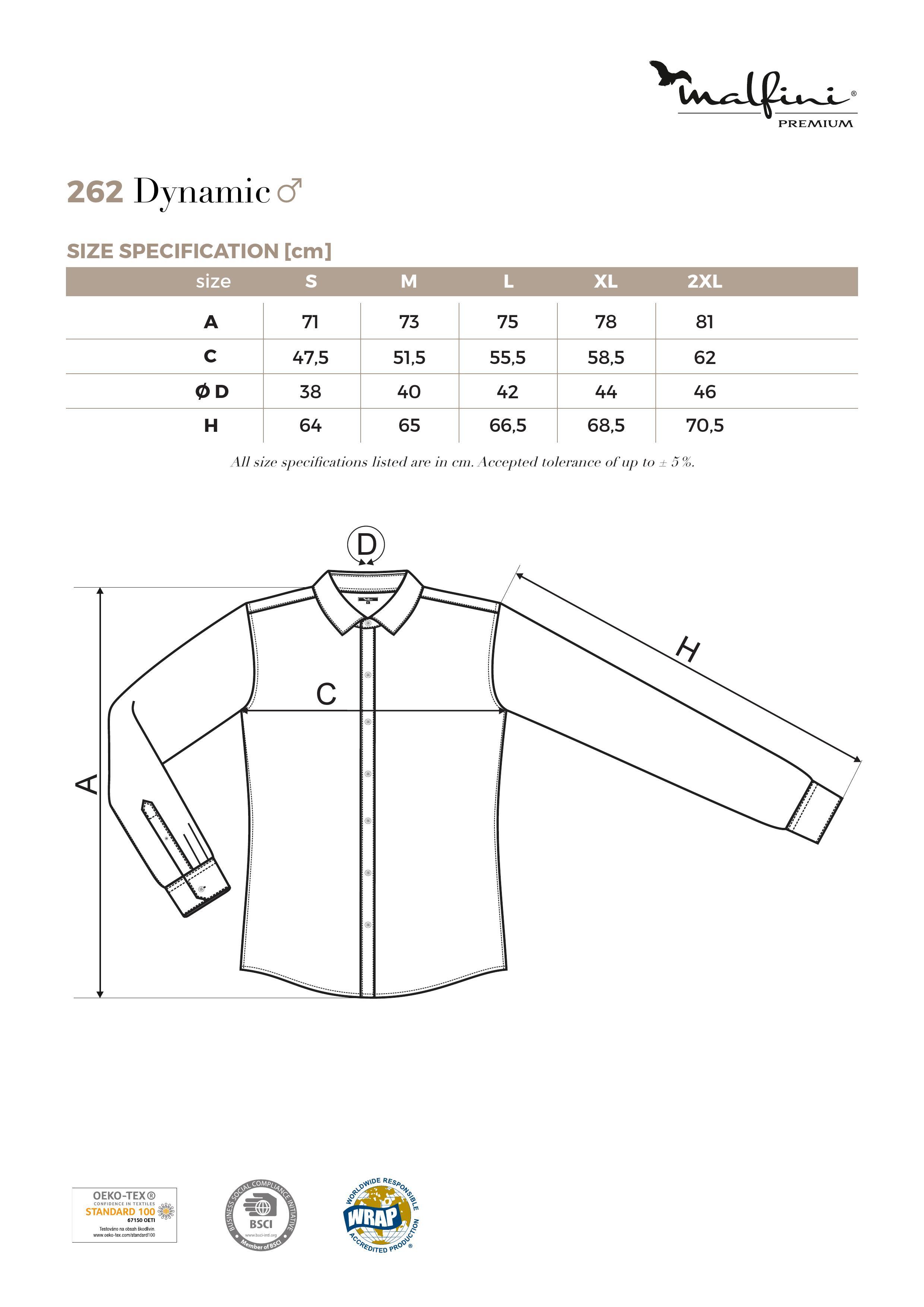 Produktový manuál · Velikostní tabulka 8e12c7d785