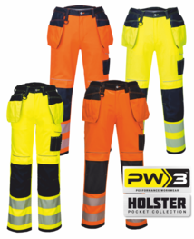 Kalhoty PORTWEST HiVis PW3™ HOLSTER