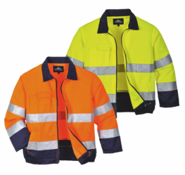 Bunda PORTWEST MADRID Hi-Vis